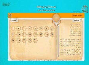 آموزشی-تست-زنی-کنکور-کارشناسی-ارشد-رشته-علوم-قرآن-و-حدیث