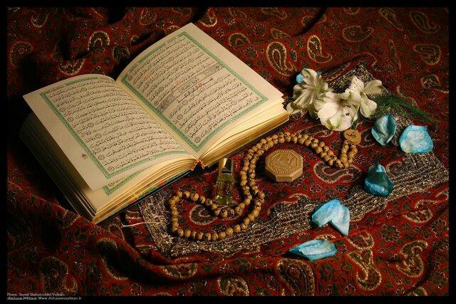 زیبنده دانشجو نیست که قرآن خواندن بلد نباشد