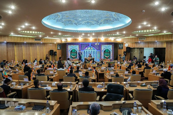 پخش مسابقات بینالمللی قرآن