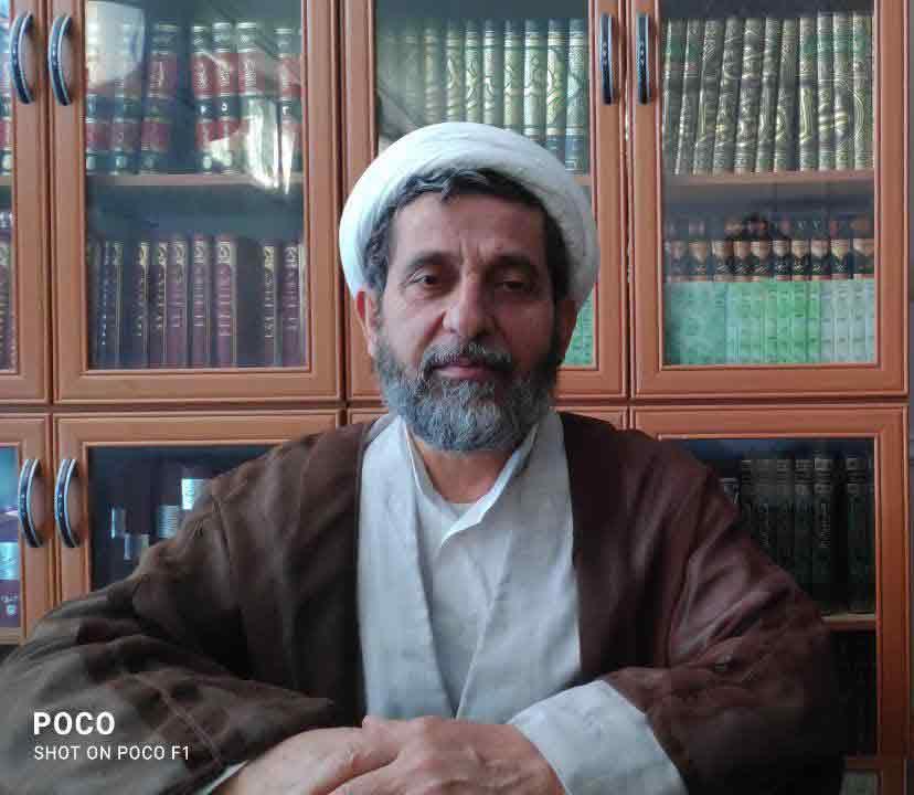 حجت الاسلام محمد رضازاده جویباری